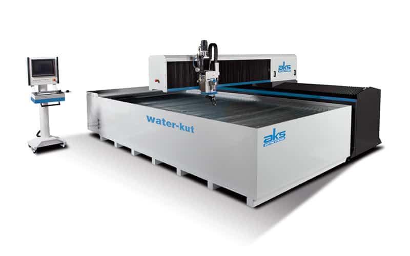 X3 WaterJet Cutter | AKS Cutting Systems