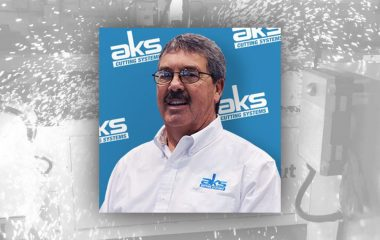 Greg Mayfield: After 27 years, to Retire as Service Manager of AKS Cutting Systems
