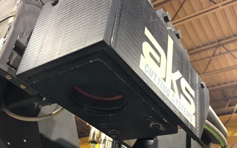digital camera aks cutting system