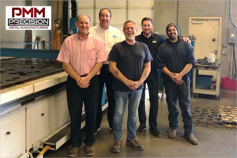 precision metal manufacturing aks